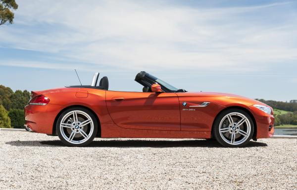 BMW Z4 35is E89 340hp
