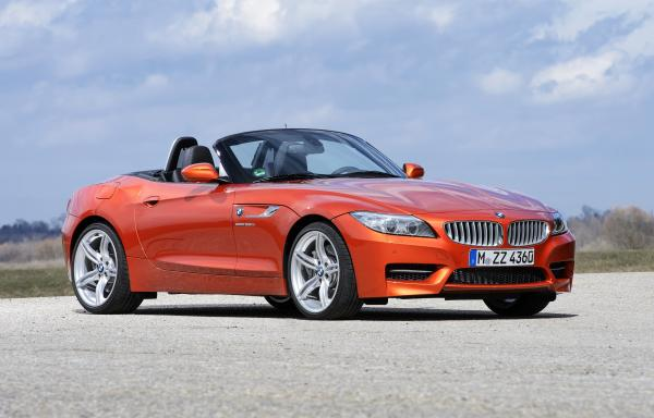 BMW Z4 LCI 35is E89 340hp
